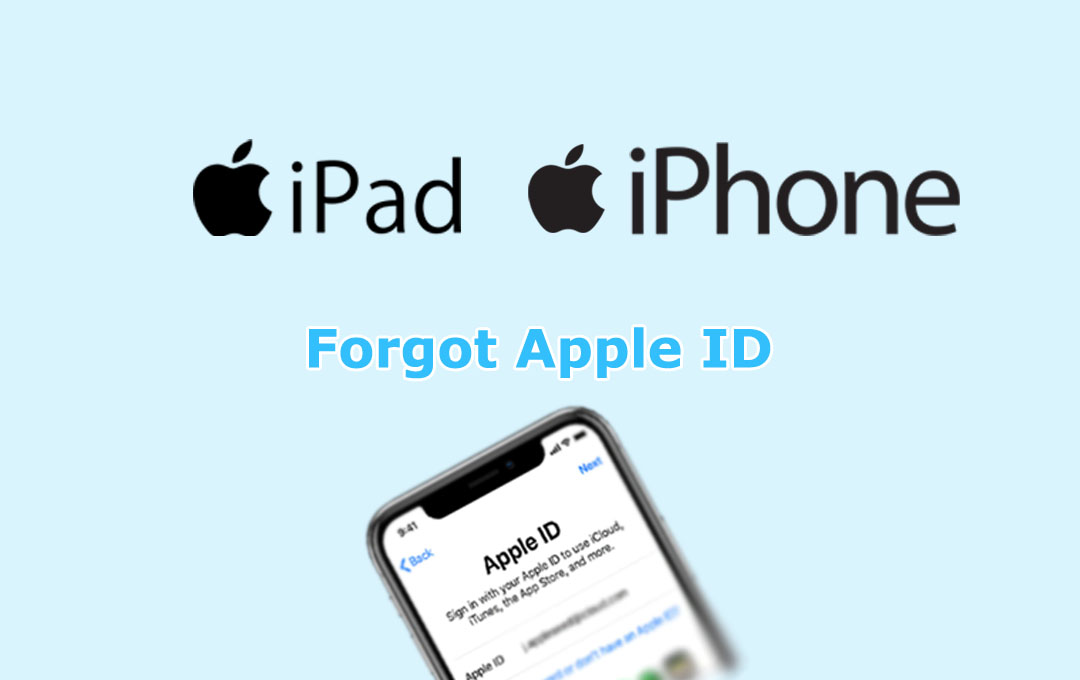 Forgot Apple ID Pass