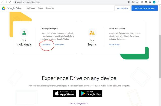 Unduh Google Drive