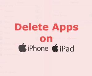 3 Methods – How Do I Delete Apps on iPhone & iPad
