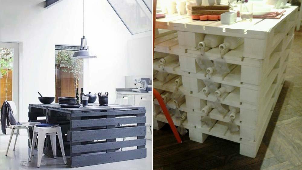 transformer des palettes ides pour transformer des palettes de bois en meubles duenfants with. Black Bedroom Furniture Sets. Home Design Ideas