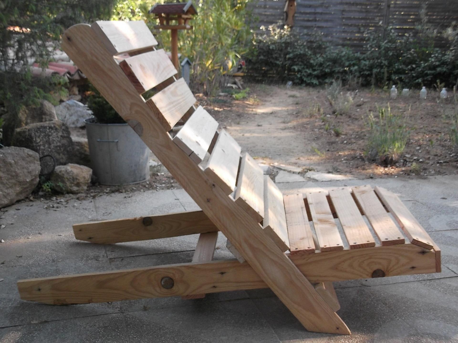 22 meubles  faire avec des palettes en bois