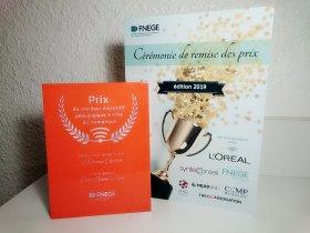 Antoine Chollet - Prix FNEGE