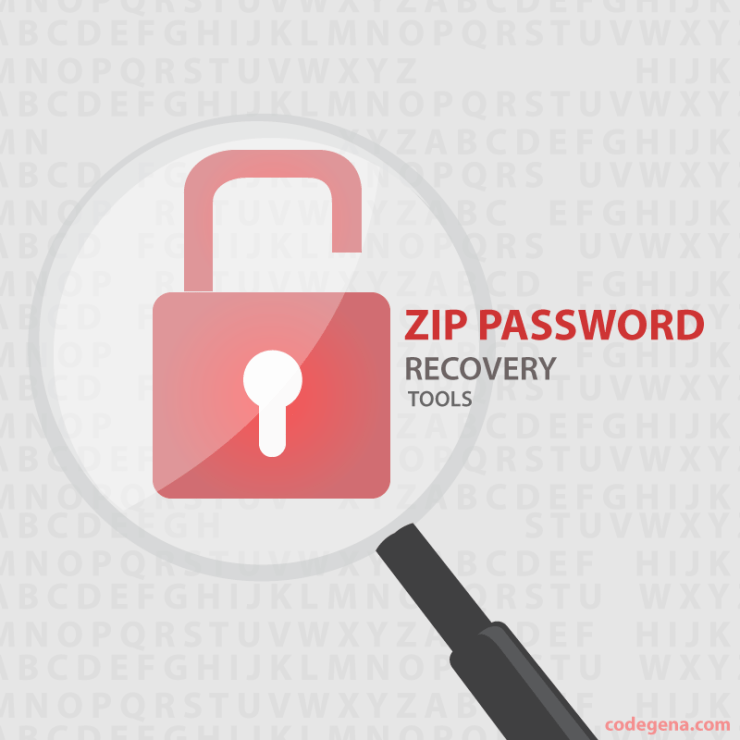 Zip File Password Recovery Softwares