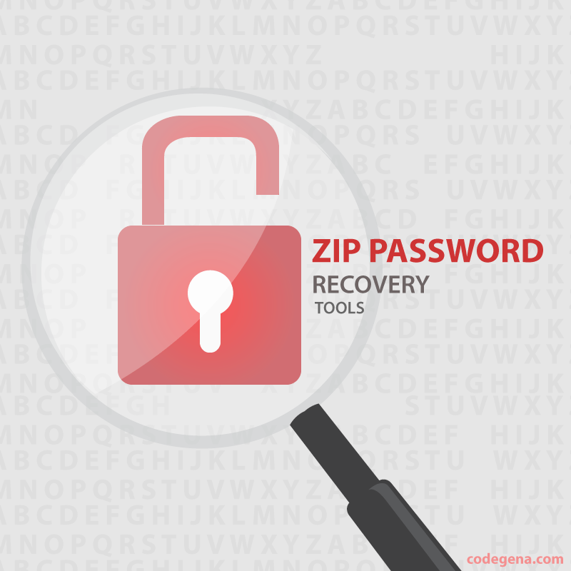 Top 5 Fastest Zip File Password Recovery Softwares