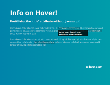 show-tooltip-on-hover