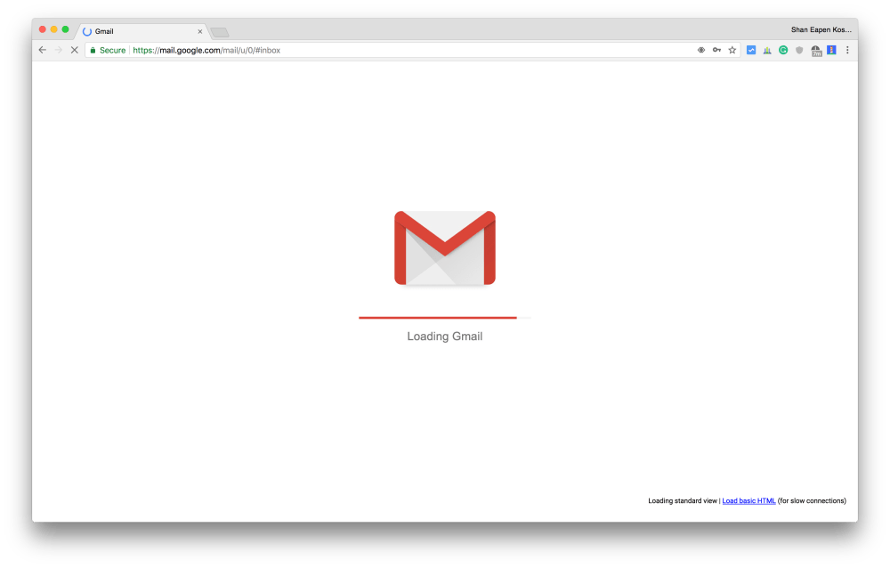 Google has finally released the material design version of Gmail with more features and security