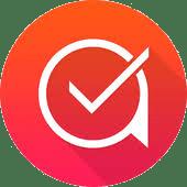 accomplish reborn logo - Best task management apps