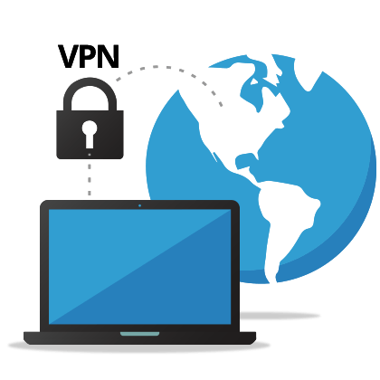 use vpn service to prevent your accounts from getting hacked