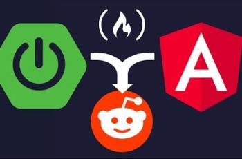 Spring Boot And Angular Tutorial - Build Reddit Clone