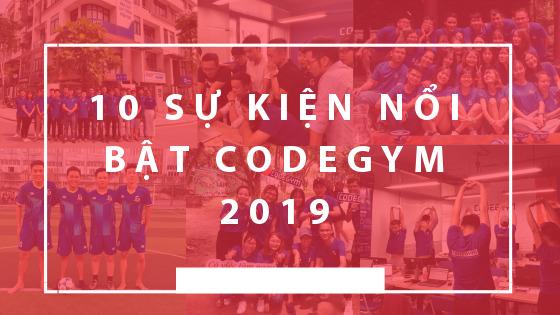 CodeGym 2019