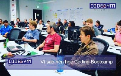 Vì sao nên học mô hình Coding Bootcamp?