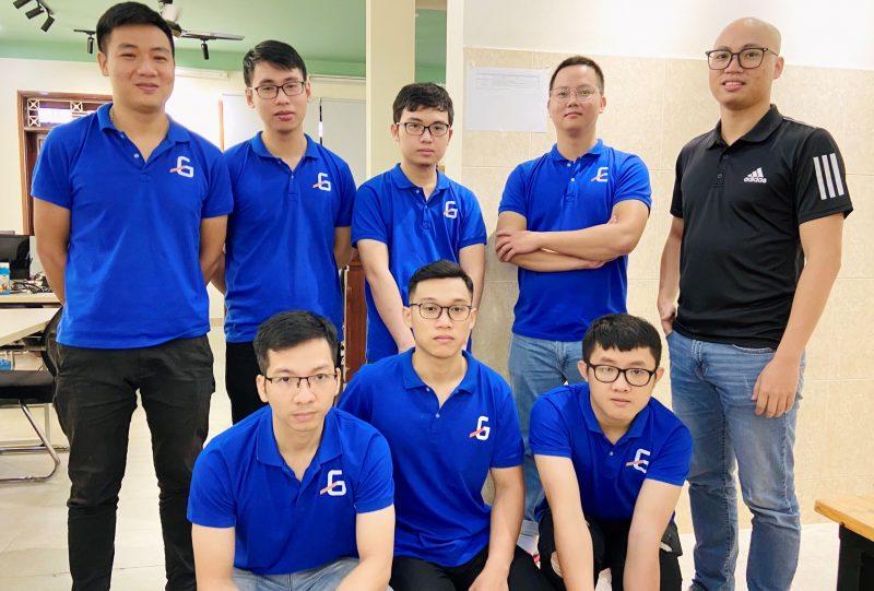 Học viên CodeGym tham quan HanbiSoft- doanh nghiệp công nghệ đến từ Hàn Quốc
