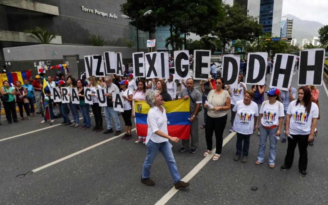 Alertan sobre restricciones arbitrarias a defensores de los derechos humanos en Venezuela