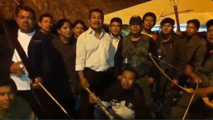 #ENTREVISTA Alertan sobre la continuación de matanzas a comunidades indígenas