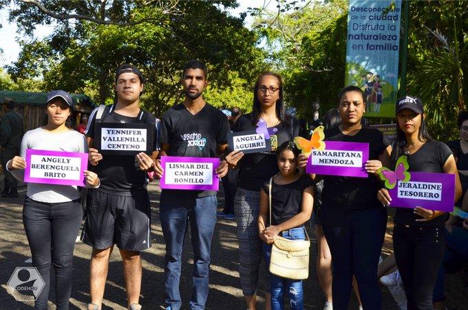 Guayaneses exigen el cese de la violencia contra la mujer