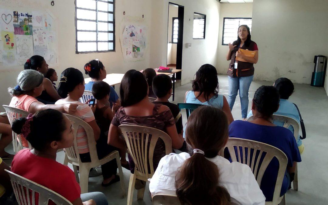 Emergencia humanitaria y pandemia agudizan carencias en los hogares de Brisas del Sur