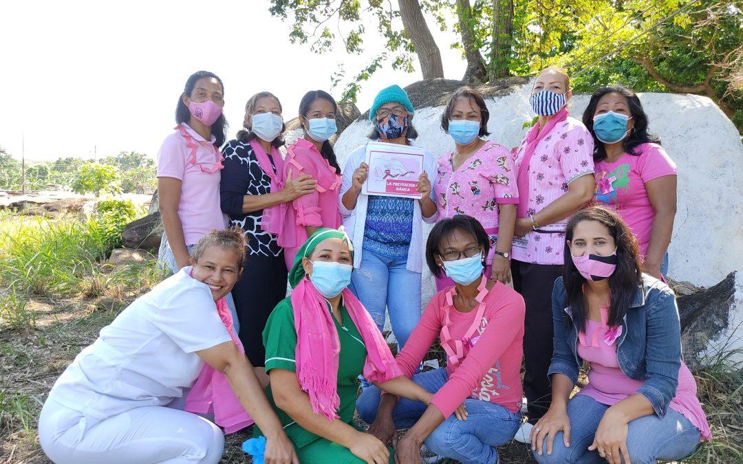 Cuando el Estado falla las pacientes de cáncer de mama buscan nuevas fuerzas