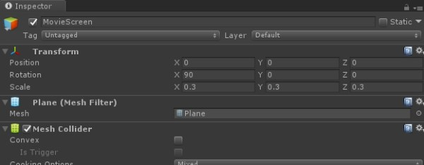 Using Video Player component in Unity to play videos in your