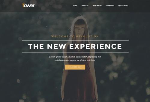 Tower Creative WordPress Theme