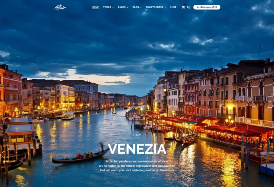 Altair Stunning Travel Agency Theme » Just another WordPress site-compressed