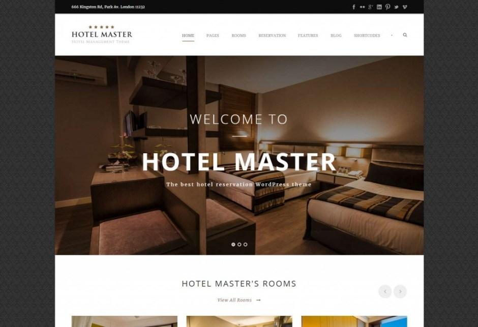 Hotel Master Room Reservation WordPress Theme-compressed