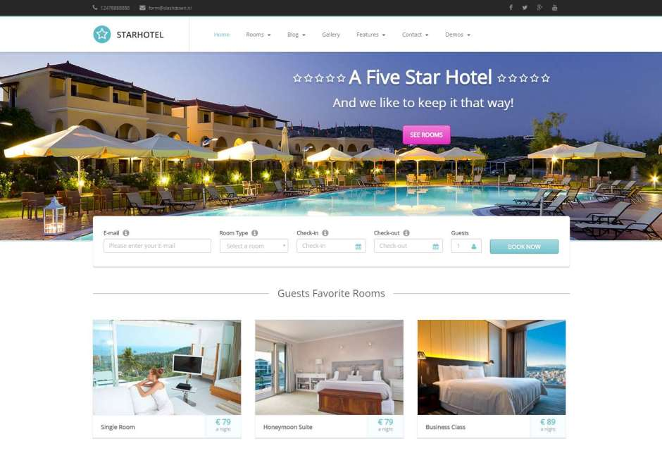 Starhotel Your hotel to stay