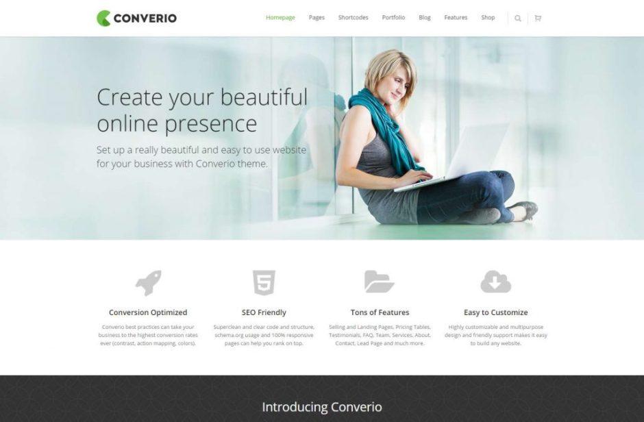 Converio Converting WordPress Theme-compressed