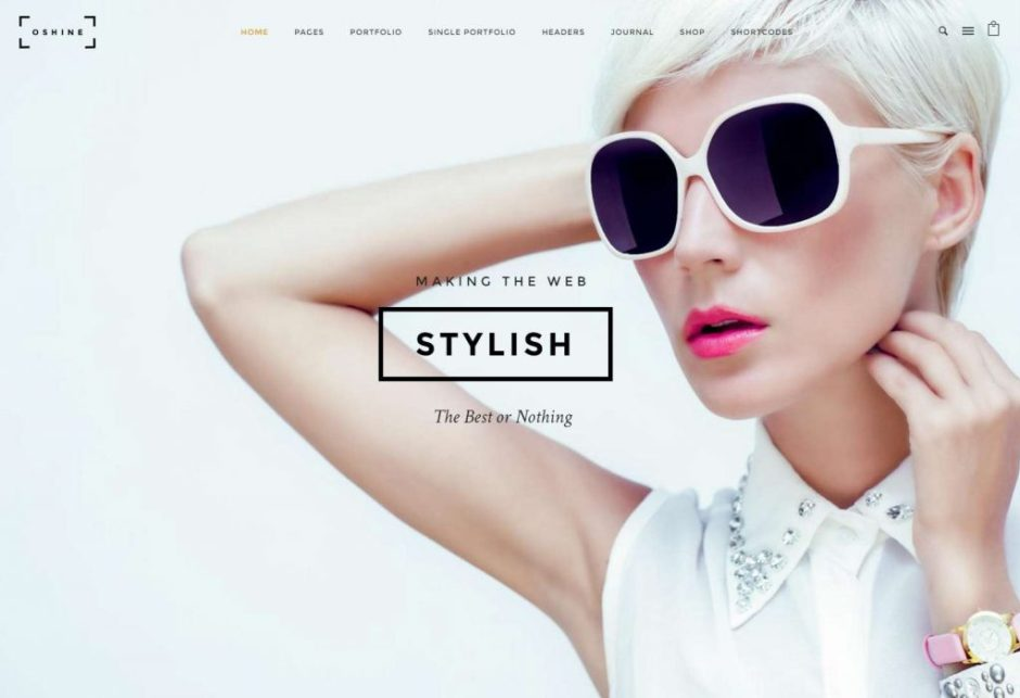 Oshine – Multi Layout Multi Purpose WordPress theme – The Best Responsive Portfolio Theme-compressed