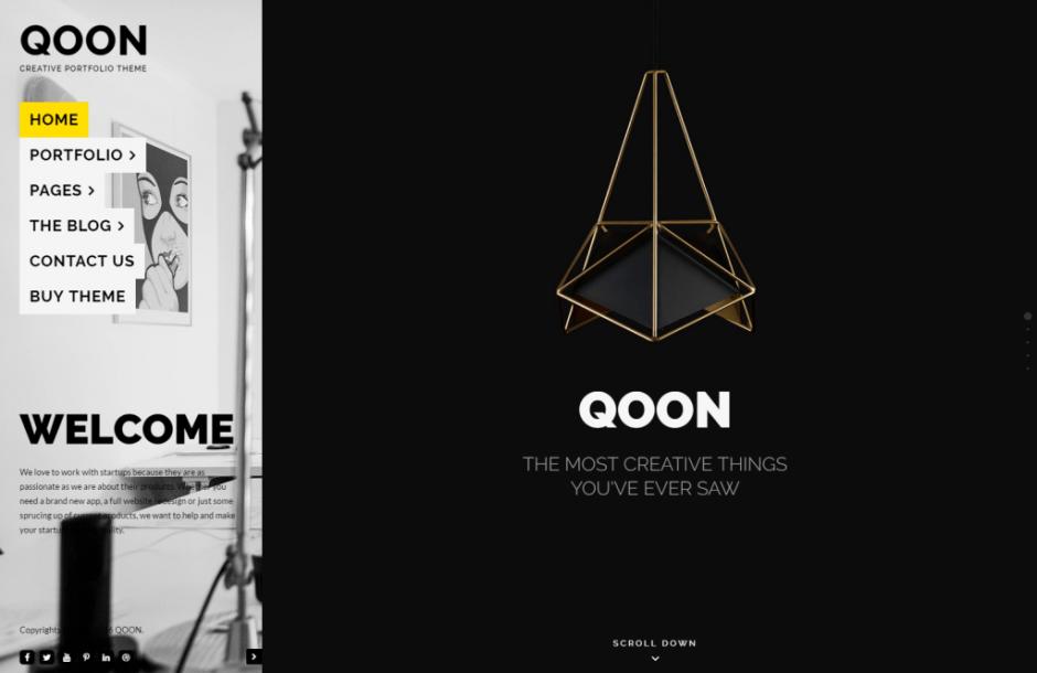 qoon-creative-portfolio-theme-creative-portfolio-theme