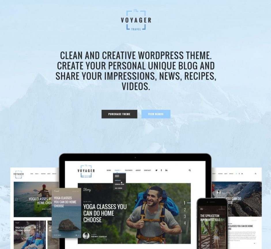 voyager-creative-blog-wordpress-theme-compressed
