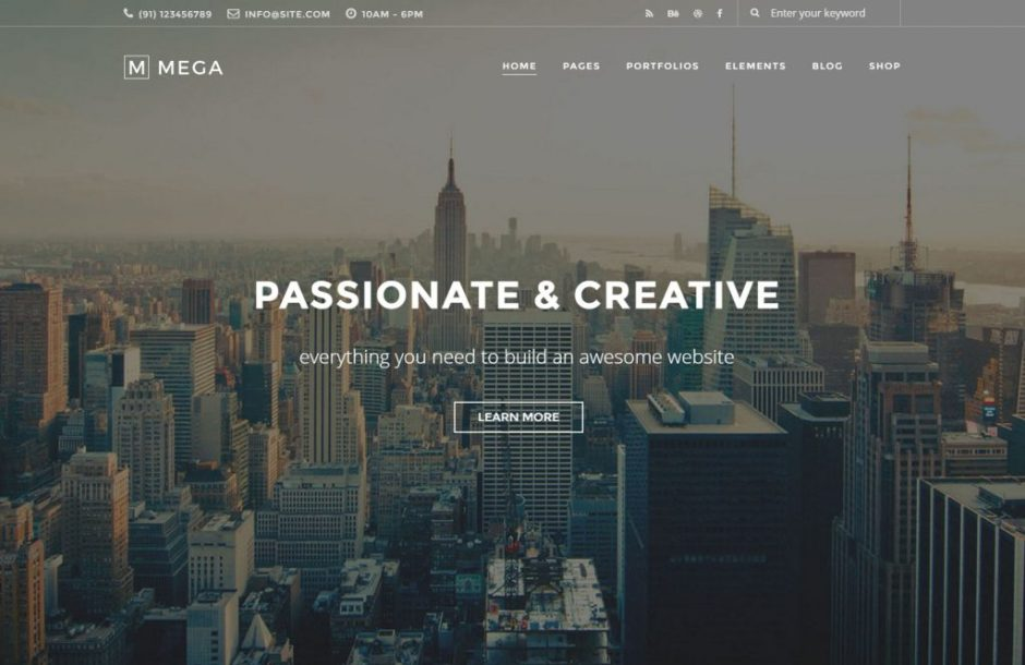 mega-multi-purpose-wordpress-theme-compressed