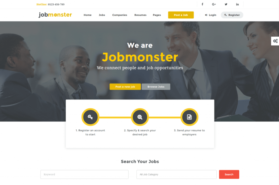 jobmonster-just-another-wordpress-site