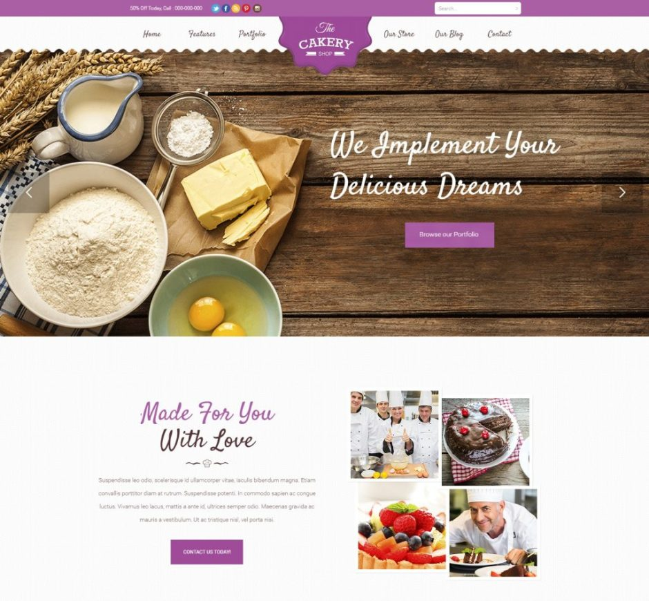 Cakery Main – Just another Your SUPER powered WP Engine Multisite Install site-compressed