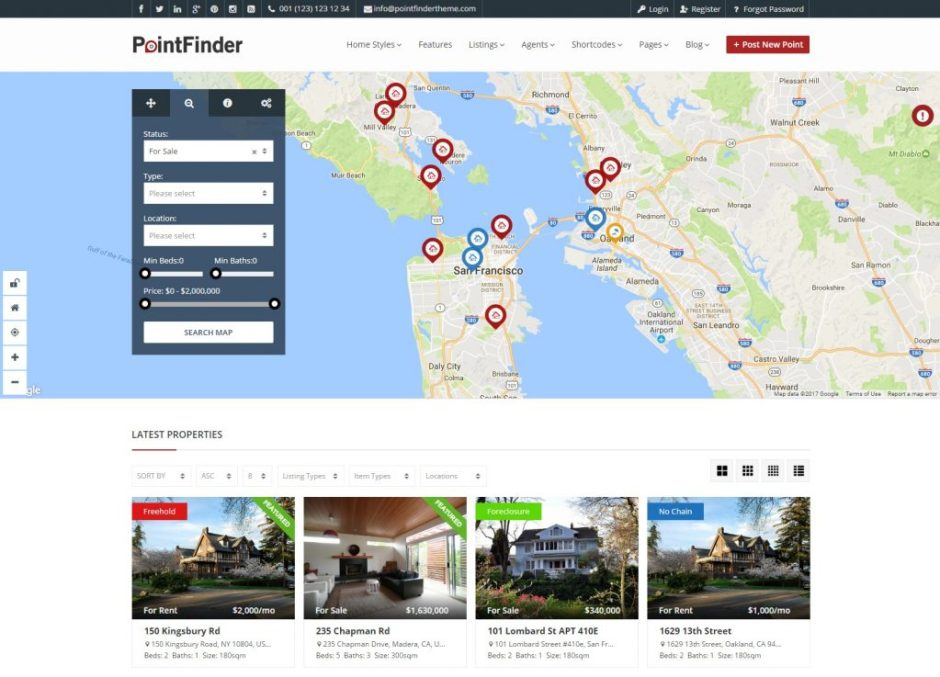Point Finder Real Estate Demo – Just another WordPress Site-compressed