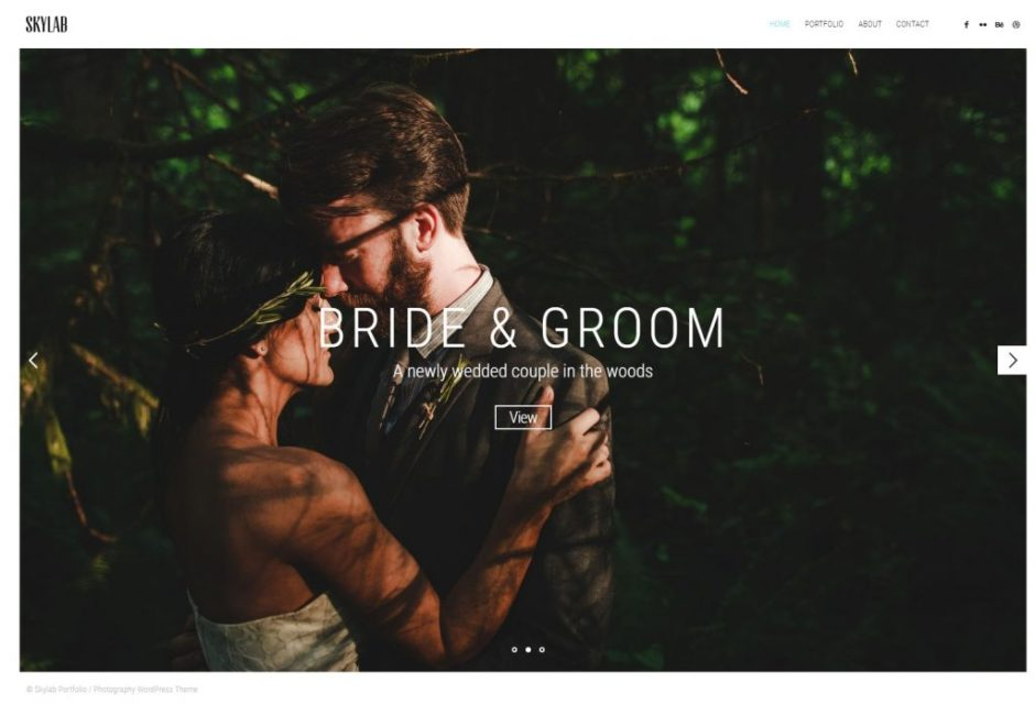 Skylab Demo 5 Portfolio Photography WordPress Theme-compressed