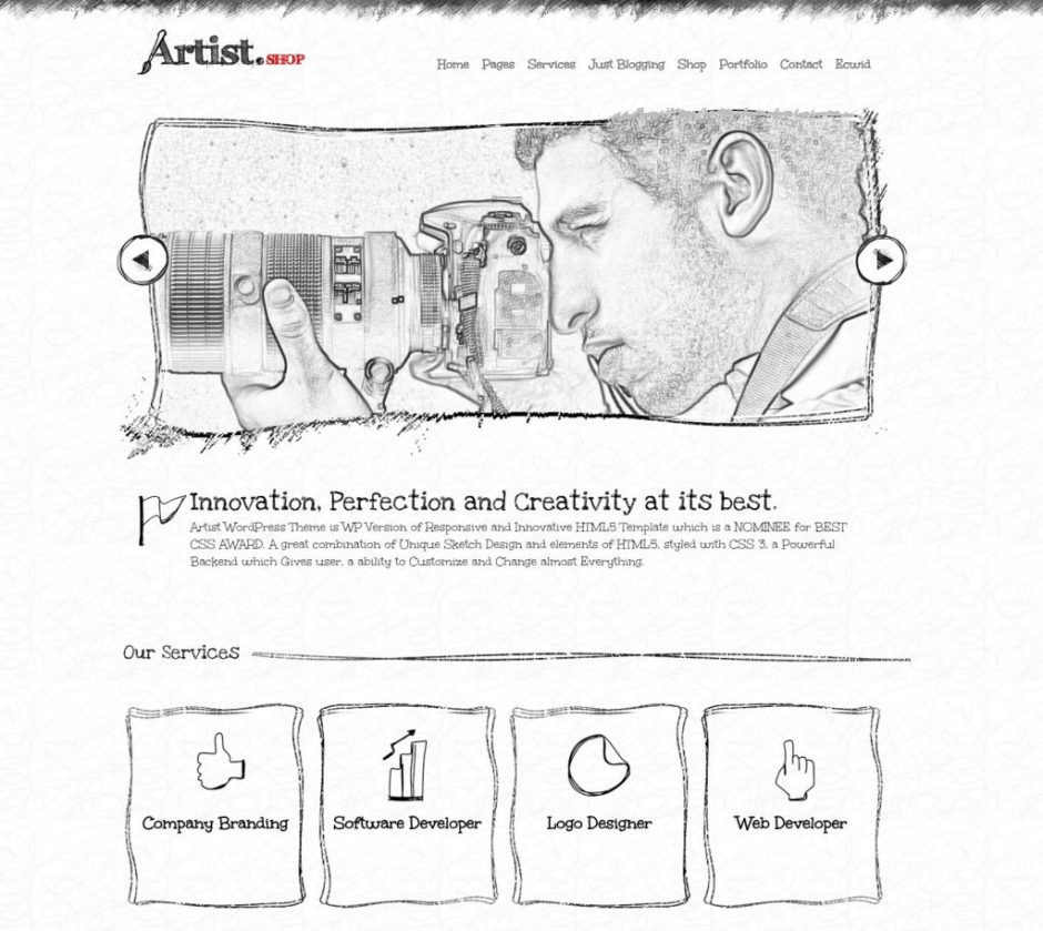 the-artist-wordpress-theme-just-another-wordpress-site-the-artist-wordpress-theme-compressed