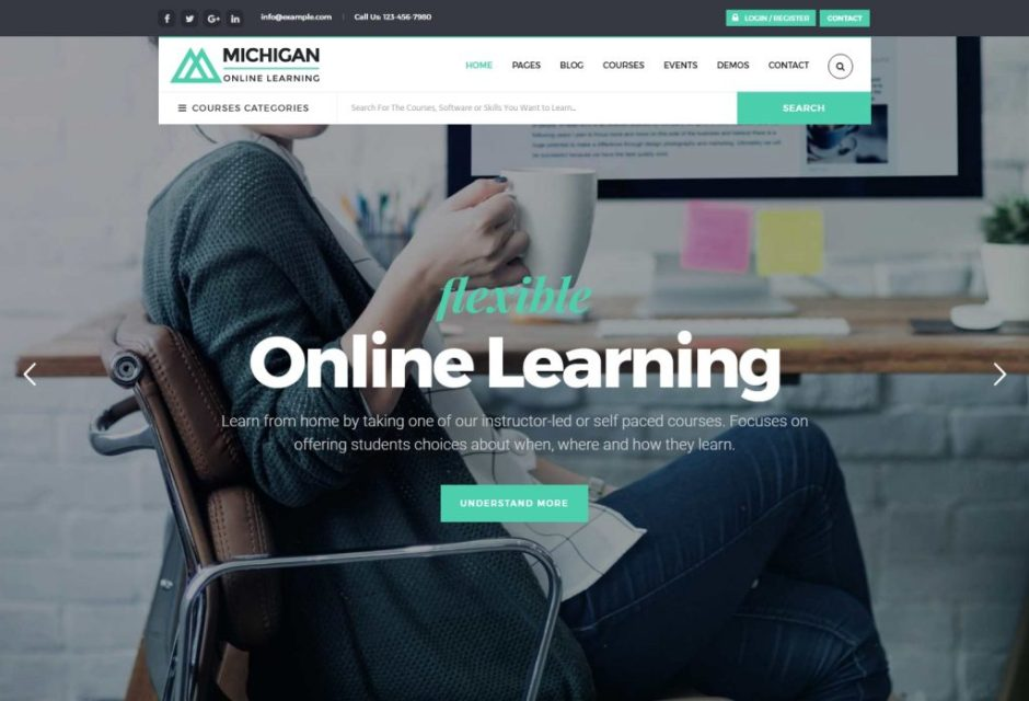 Online Learning – Michigan WordPress site-compressed