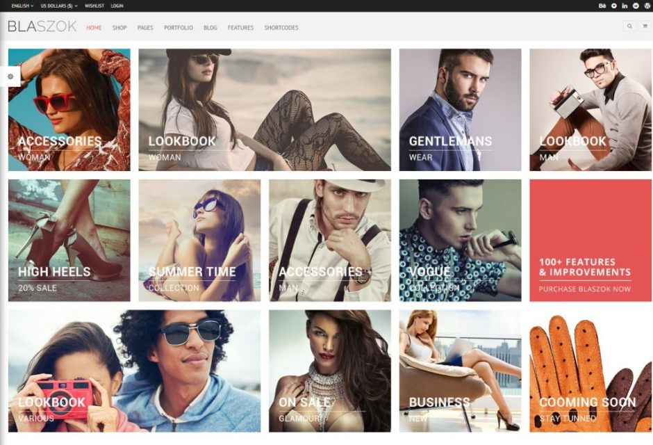 Home 4 With Portfolio Home Grid Blaszok Ultimate Multi Purpose Responsive Theme-compressed