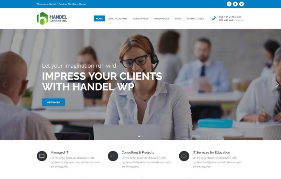 15 best wordpress themes for investments companies premium handel it services responsive multi purpose business wordpress theme just another wordpress site cheaphphosting