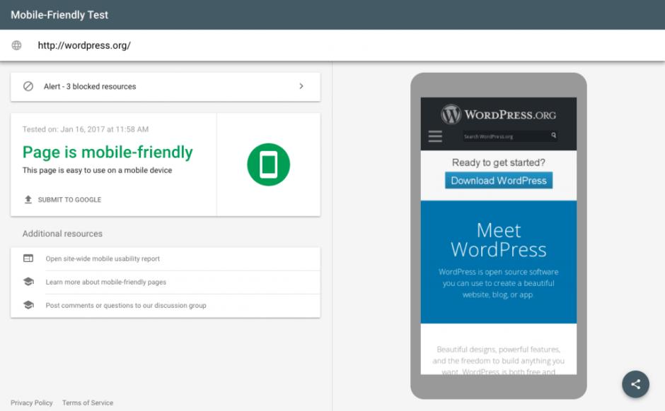 Mobile First Websites (1)