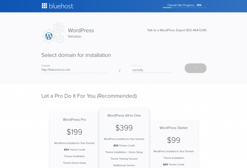 https www.mojomarketplace.com install wordpress domain utm_source www.bluehost.com