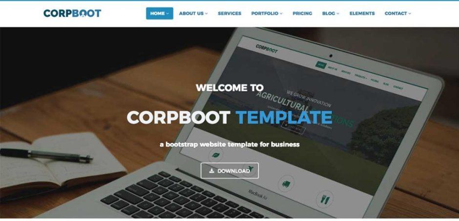Corpboot
