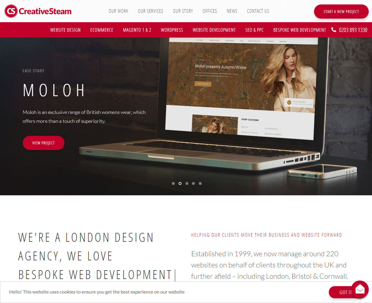 10+ Best Web Agencies in London - Premium Themes, Plugins etc