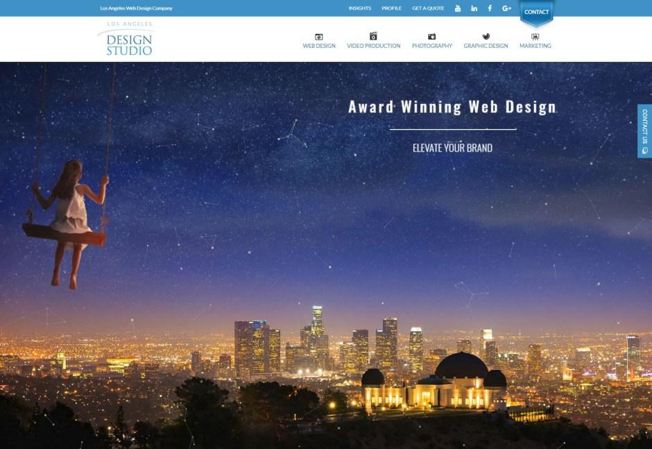 LA DESIGN STUDIO - Best Web Agencies in Los Angeles