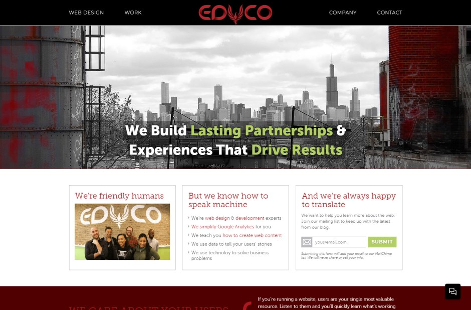 EDUCO - Web Agencies in Chicago