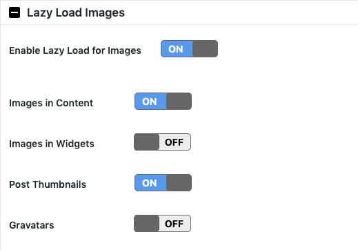 a3 lazy load