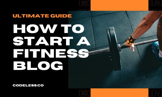 How to Start a Fitness Blog in 27 (Write and Make Money)