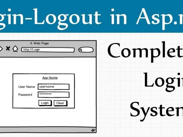 ASP.NET Web Application (.NET Framework) – Login and Registration using SQL Server