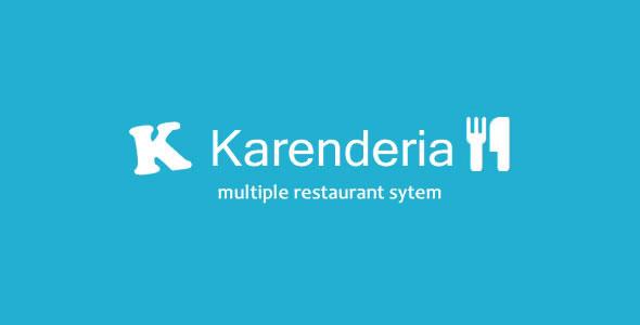 Karenderia v5.3 - Multiple Restaurant System