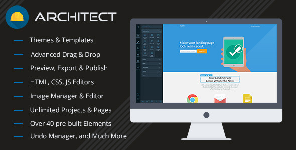 Architect - HTML and Site Builder v2.0.6